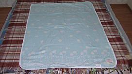 Одеяло байковое детское 100*140