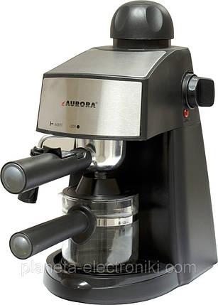 Кофеварка-эспрессо AURORA AU 142                  , фото 2