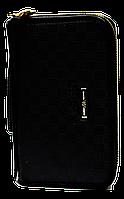 Стильный мужской клатч черного цвета JJK-987376