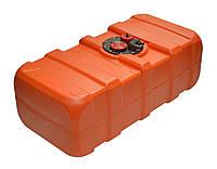 Топливный бак из полиэтилена CAN SB (Италия) 53 литра 35х80хH26см