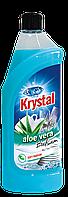 Моющее средство для мытья посуды с Аloe Vera 750 мл KRYSTAL