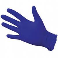 Перчатки нитриловые Mercator Medical 200 шт. синие