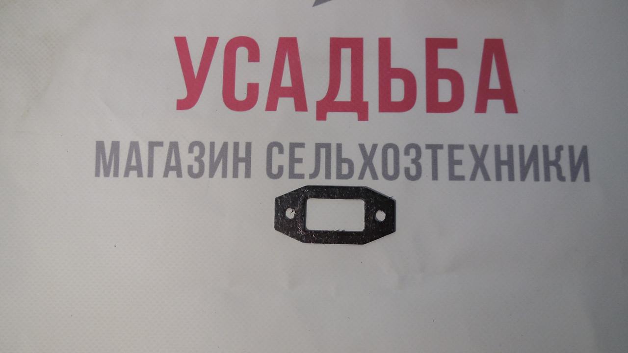 Прокладка глушителя на бензопилу Vitals,Sadko, Foresta, Днипро, Кентавр, Forte, Бригадир