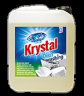 Моющее средство для мытья посуды в посудомоечных машинах 5 л KRYSTAL