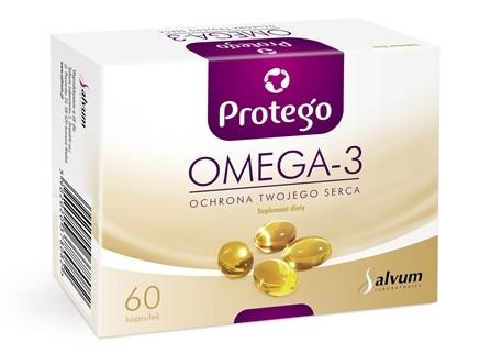 Omega-3 Protego (Salvum) 60 caps