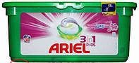 Капсулы для стирки Ariel Lenor 30 шт. Ариель c ленором Бельгия