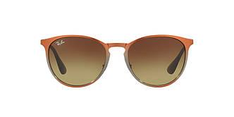 Солнцезащитные очки Ray-Ban ERIKA METAL  GRADIENT COLLECTIONB ROWN / BROWNR B3539