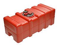 Топливный бак из полиэтилена CAN SB (Италия) 70 литров 35х80хH33см