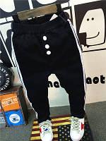 Спортивные штаны для мальчика джинсовые