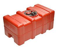 Топливный бак из полиэтилена CAN SB (Италия) 55 литров 35х65хH33см