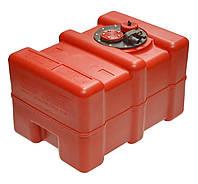 Топливный бак из полиэтилена CAN SB (Италия) Eltex 42 литра 35х50хH33см