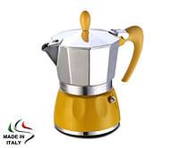 Гейзерная кофеварка GAT DELIZIA 0.45 л (808-2)