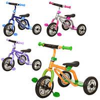 Детский трехколесный велосипед M 0688-1 Bambi