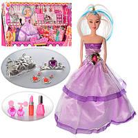 Кукла с нарядами и аксессуарами 628A1