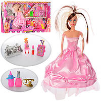 Кукла с нарядами и аксессуарами 628A6