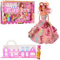 Кукла с нарядами и аксессуарами 628A3