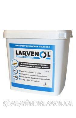 Ларвенол 5 кг, от личинок мух и мошек, предотвращение размножения, фото 2
