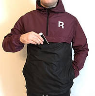 Молодежная мужская куртка- ветровка  0300