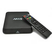 Тюнер TV Box M8S (S812,2RAM,8GB), андроид тв приставка, внешний тв тюнер tv box