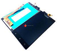 Модуль для Lenovo P70, P70-A, P70-T (Дисплей + тачскрин), чёрный