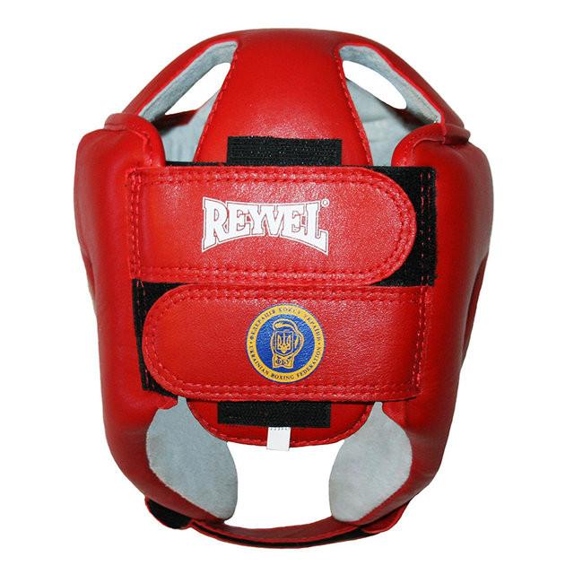 REYVEL Шлем одобренные Федерацией бокса Украины (ФБУ)