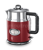 Електрочайник Russell Hobbs 21670-70 Retro Ribbon Red