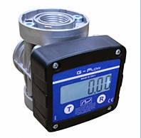 Счетчик учета выдачи дизельного топлива G-FLOW, 10-100 л/мин