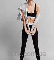 Спортивный комплект Calvin Klein с лосинами, черный S