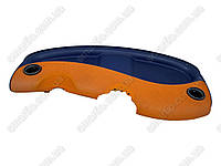 Передняя панель (торпедо) оранжевая б/у Smart ForTwo 450 Q0001618V015C36Z00