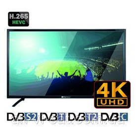 TV Opticum UHD DLED 55 4K