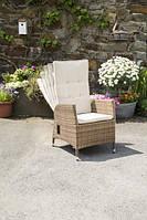 """Кресло садовое с регулируемой спинкой Greemotion """"Garda"""""""