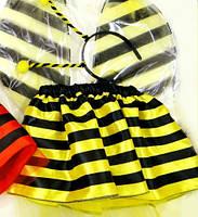 """Набор """"Пчёлка"""" крылья, юбка, обруч"""