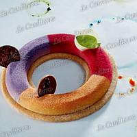 Силиконовая форма для десертов PAVONI GG006 Tondo
