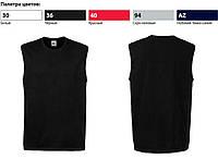 Футболка мужская без рукавов Valueweight Tank T, S (42-44), Чёрный, фото 1
