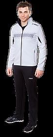 Спортивный костюм мужской черно-белый (р. 46-54) арт. 96А