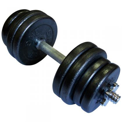 Гантель наборная 21,5 кг (TI-968-745-21-1)