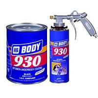 Антигравийное покрытие BODY 930 МАСТИКА 5 кг