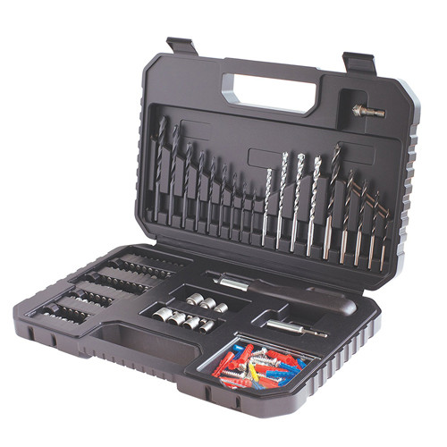 Набор бит, головок торцевых и свёрл BLACK+DECKER A7220 (США/Китай)