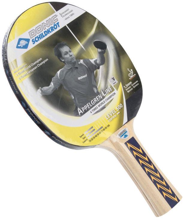Ракетка для настольного тенниса Donic Appelgren Level 500 (713034), фото 1
