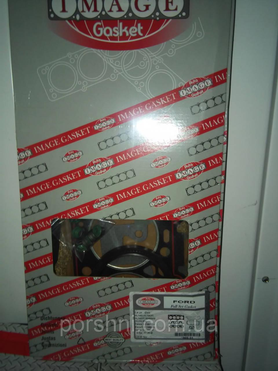 Прокладки двигателя Форд  Эскорт  1,4 CVH  86 --