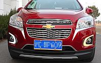 Ходовые огни Chevrolet Tracker 2013+V2, фото 1