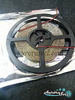 """Світлодіодна стрічка """"Тепла біла"""" 240 діодів на метр """"Преміум"""" smd3528 IP20"""