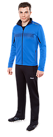 Спортивный костюм мужской F50 синий (р. 46-54) арт. 96Н