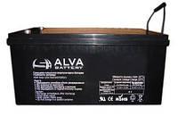 Акумуляторна батарея ALVA AD12-100, фото 1