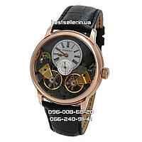 Часы Audemars Piguet Jules Audemars Escapement black/gold/white. Класс: ААА.