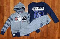 Детский спортивный костюм для мальчика New York-82  4-5 лет