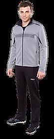 Спортивный костюм мужской F50 серый (р. 46-54) арт. 96R