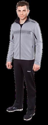 Спортивный костюм мужской F50 серый (р. 46-54) арт. 96R, фото 2