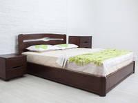Кровать деревянная с подъёмным механизмом Нова
