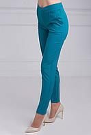 Яркие классические брюки